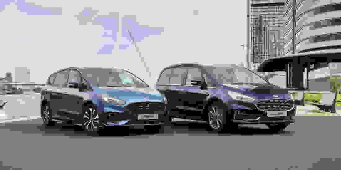 Ford S-MAX Gebrauchtwagen online kaufen Slide 1