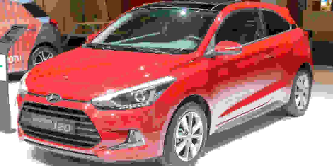 Hyundai i20 Gebrauchtwagen online kaufen Slider 2