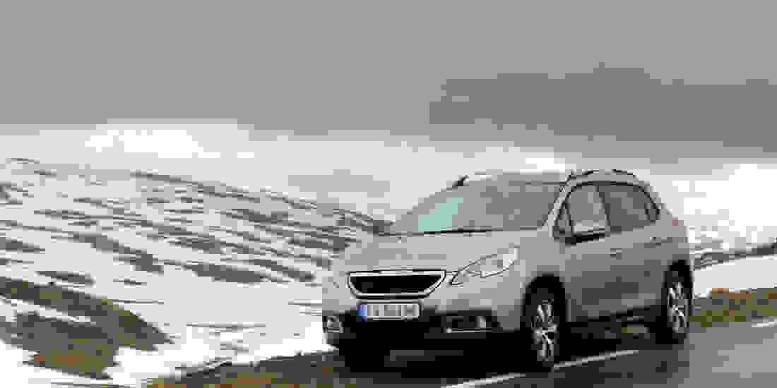 Peugeot 2008 Slide 1