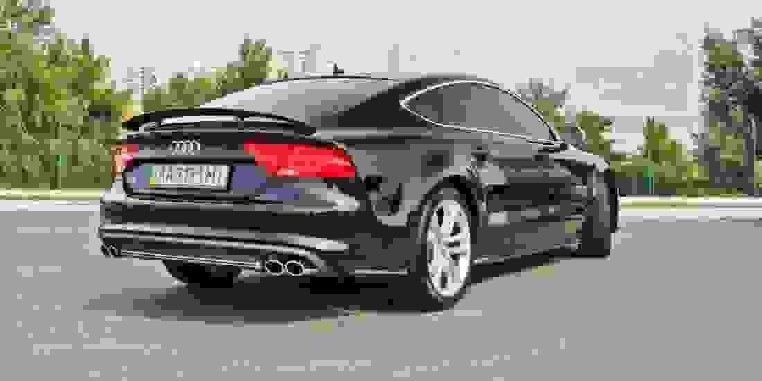 Audi S7 Slider
