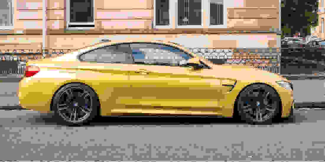 BMW M4 Gebrauchtwagen online bestellen