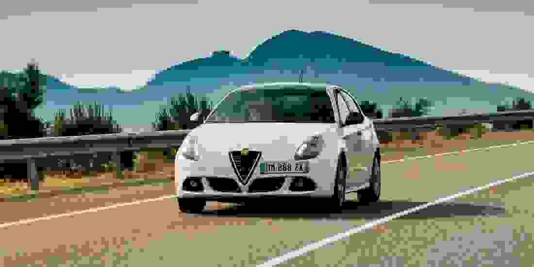 Alfa Romeo Giulietta Slider Auto