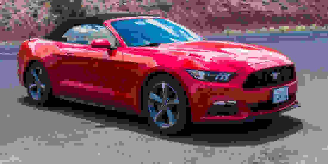Ford Mustang Gebrauchtwagen online kaufen Slider 1