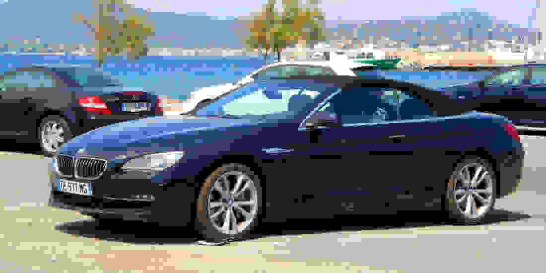 BMW 6er Gebrauchtwagen online kaufen Slider 1