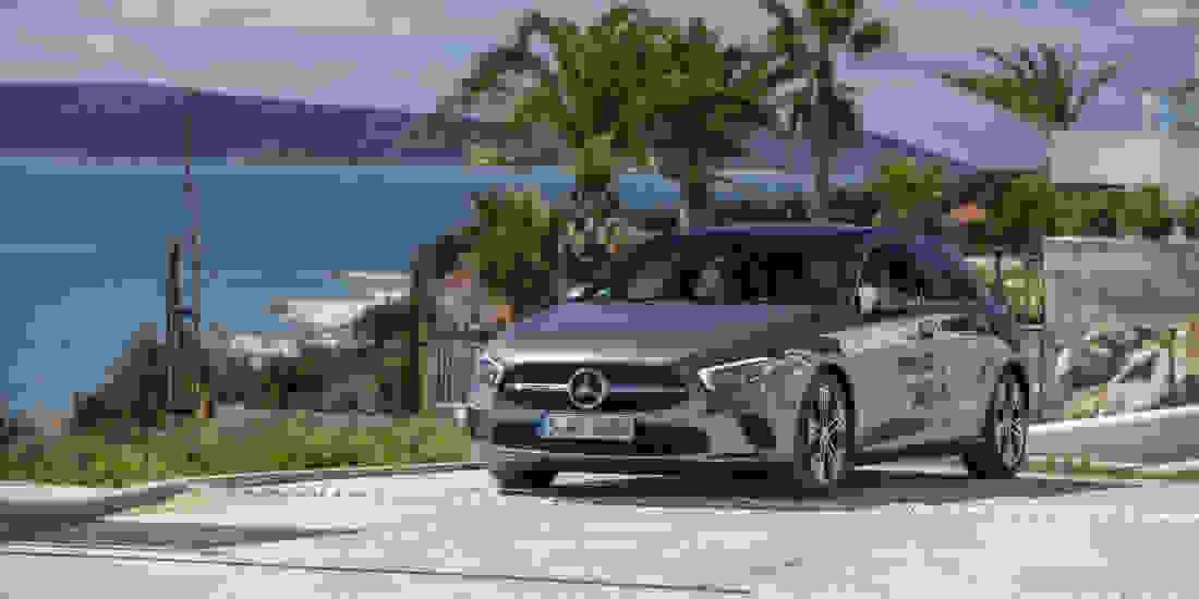 Mercedes A-Klasse Gebrauchtwagen online kaufen Slide 1