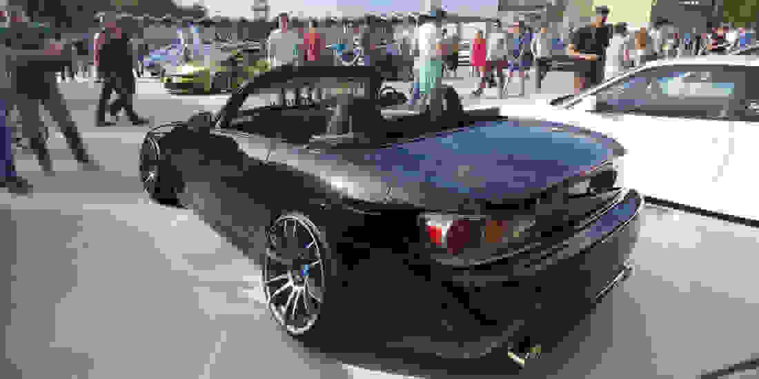 Honda Cabrio Gebrauchtwagen online kaufen Slide 3