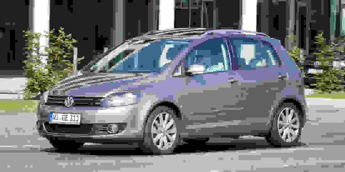 Volkswagen Golf Plus Gebrauchtwagen online kaufen