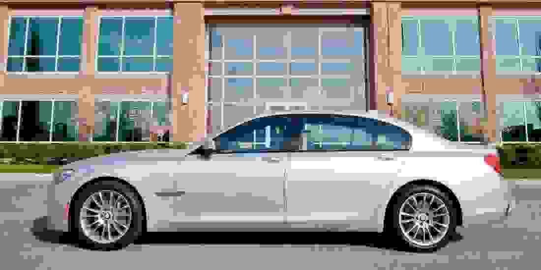 BMW 7er Gebrauchtwagen bestellen