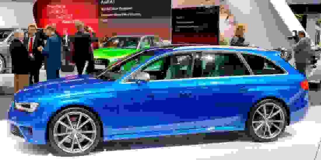 Audi RS4 Gebrauchtwagen online kaufen Slider 2