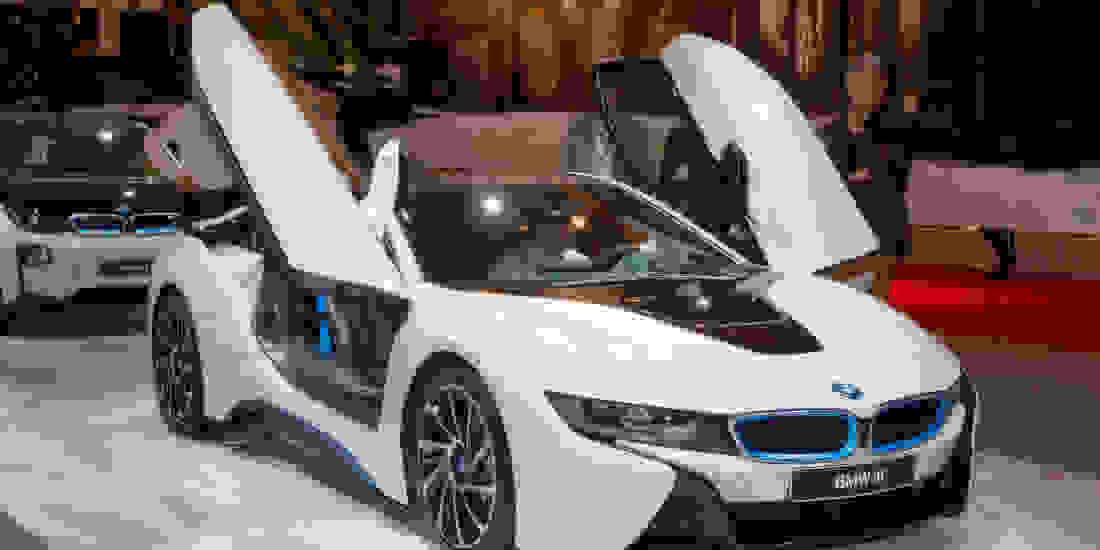 BMW i8 Gebrauchtwagen online kaufen Slider 2