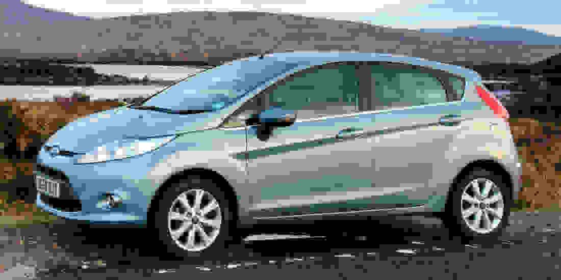 Ford Fiesta Gebrauchtwagen online kaufen Slider 1