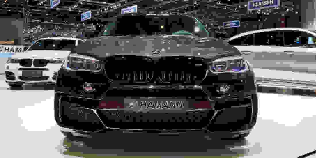 BMW X6 M Gebrauchtwagen online kaufen Slider 1