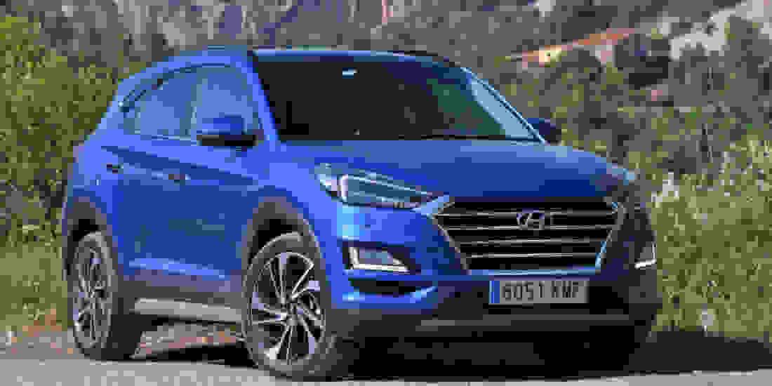 Hyundai Tucson Gebrauchtwagen online kaufen