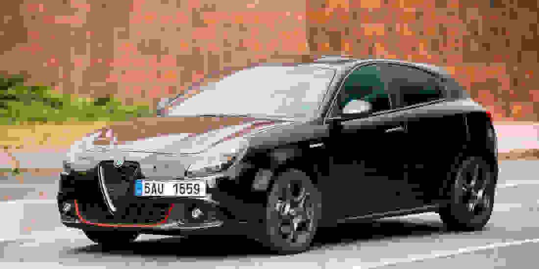 Alfa Romeo Giulietta Übersicht