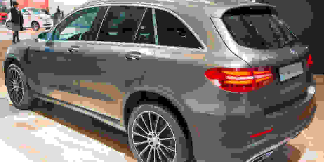 Mercedes GLC-Klasse Gebrauchtwagen online kaufen Slider 2