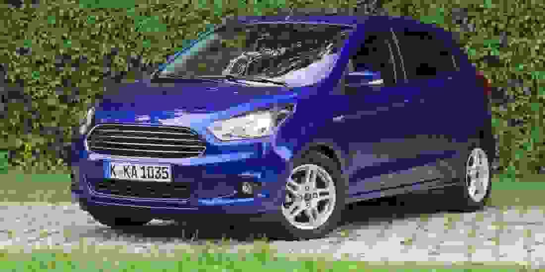 Ford Ka Gebrauchtwagen online kaufen Slider 1