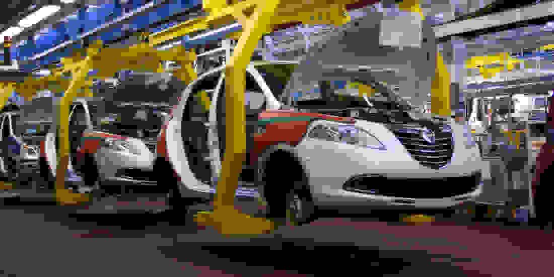 Lancia Gebrauchtwagen online kaufen Slide 1