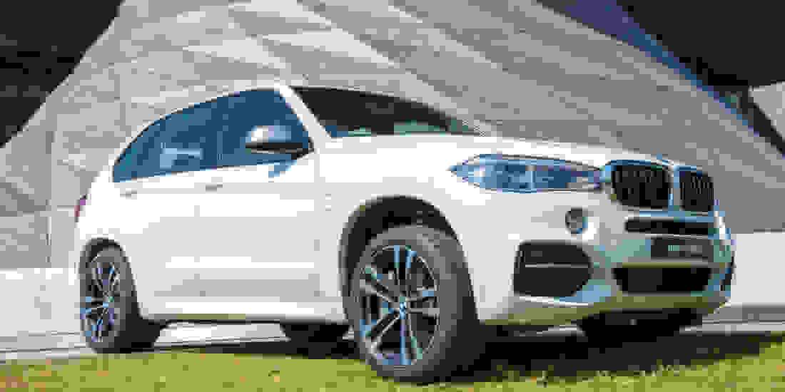 BMW X5M Gebrauchtwagen online kaufen Slider 1