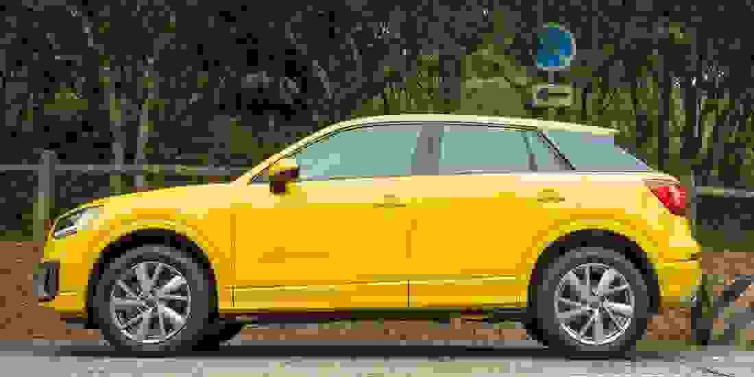 Audi Q2 gebraucht online kaufen 2