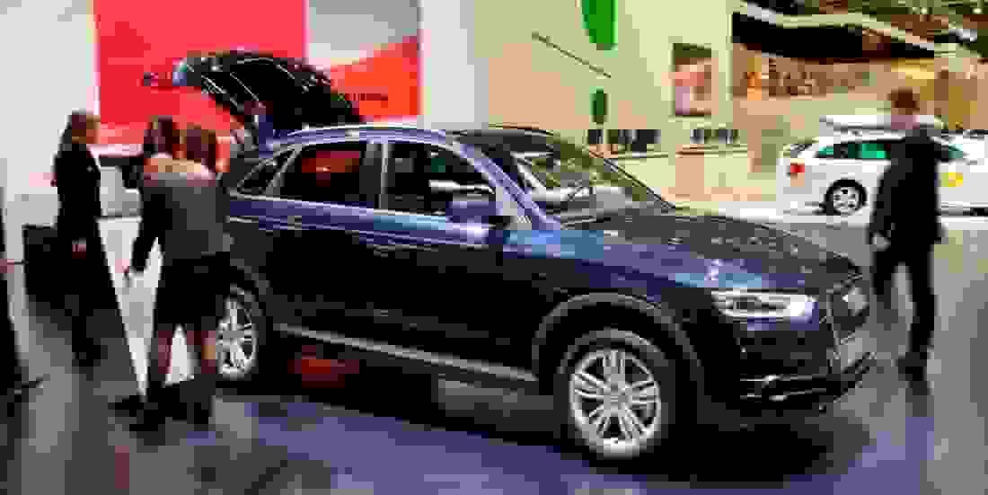 Audi RSQ3 Gebrauchtwagen online kaufen Slider 2