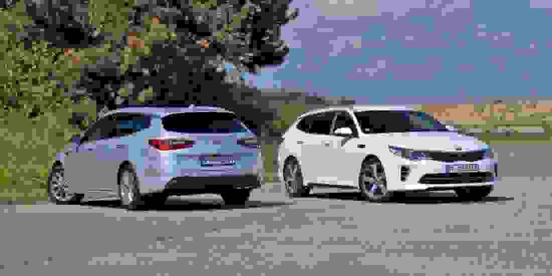 Kia Kombi Gebrauchtwagen online kaufen Slide 2