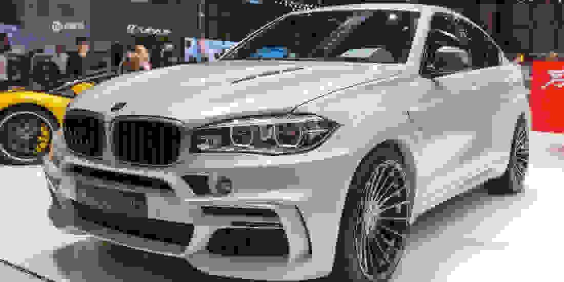 BMW X5M Gebrauchtwagen online kaufen Slider 2