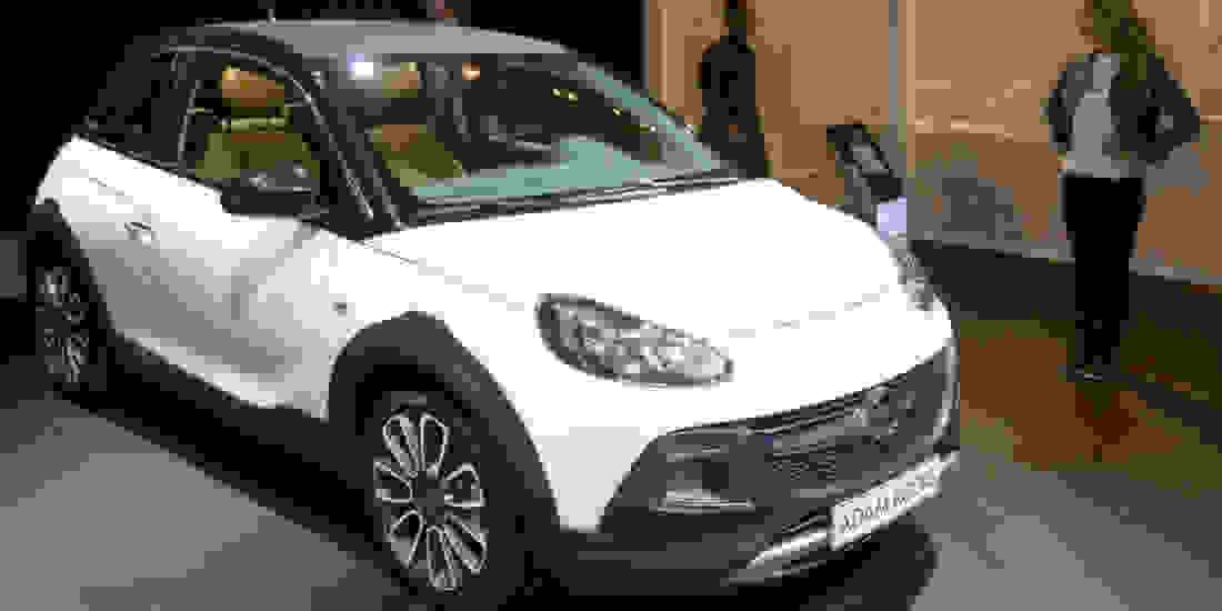Opel Adam Gebrauchtwagen online kaufen Slide 2