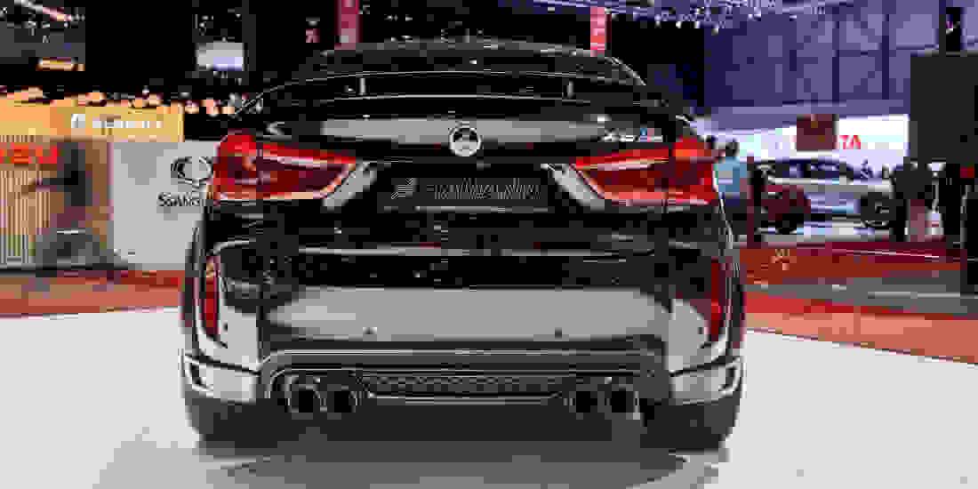 BMW X6 M Gebrauchtwagen online kaufen Slider 3