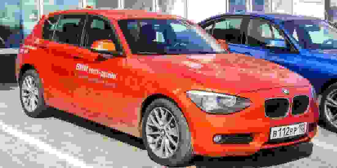 BMW 114 Gebrauchtwagen online kaufen