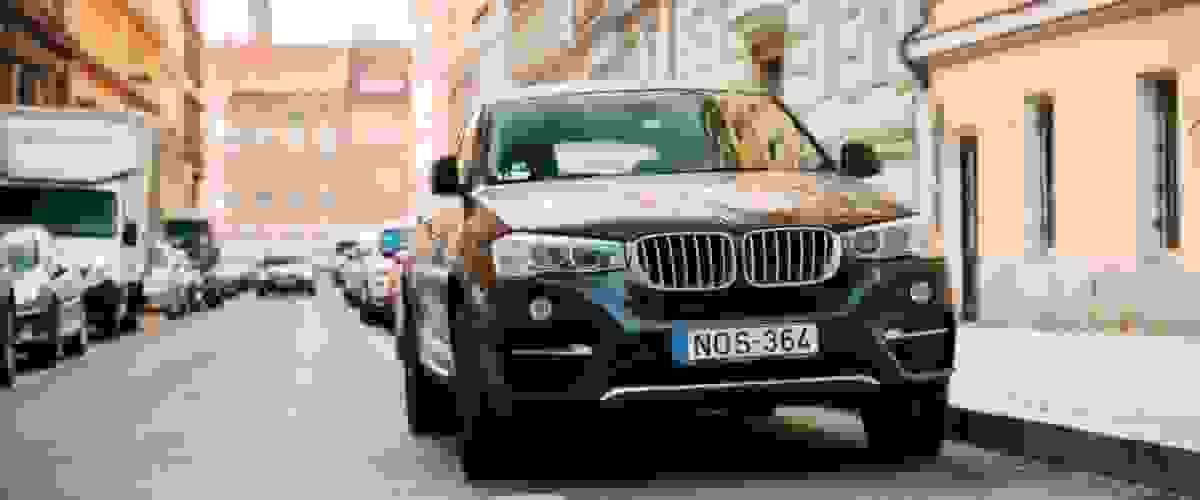 BMW X6 Gebrauchtwagen online kaufen Slider 2