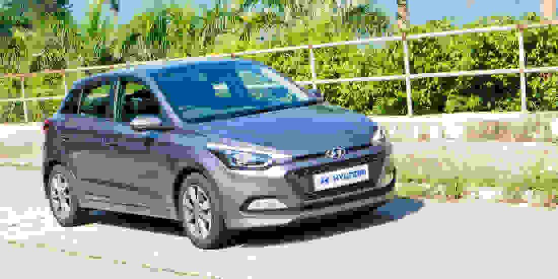 Hyundai i20 Gebrauchtwagen online kaufen Slider 1
