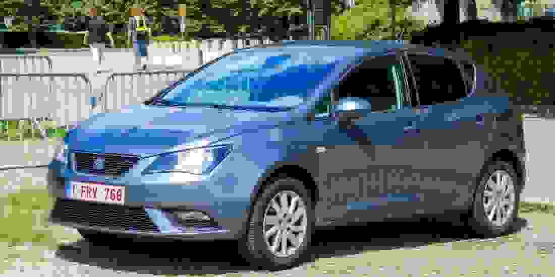 Seat Ibiza Gebrauchtwagen online kaufen Slider 1