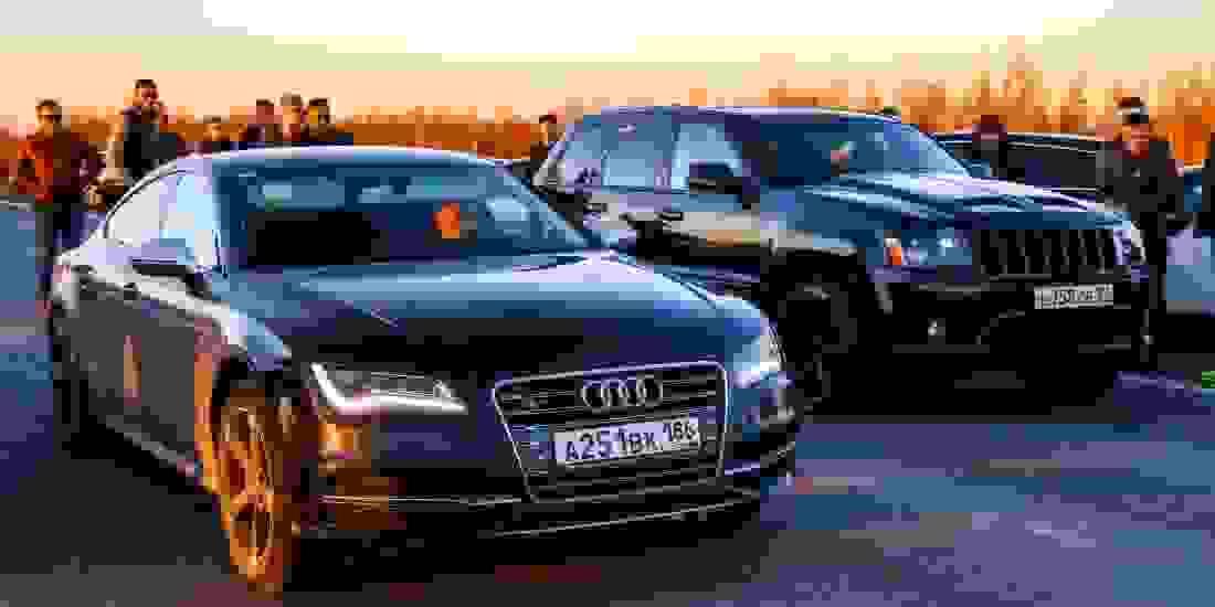 Audi S7 Gebrauchtwagen online kaufen Slider 1