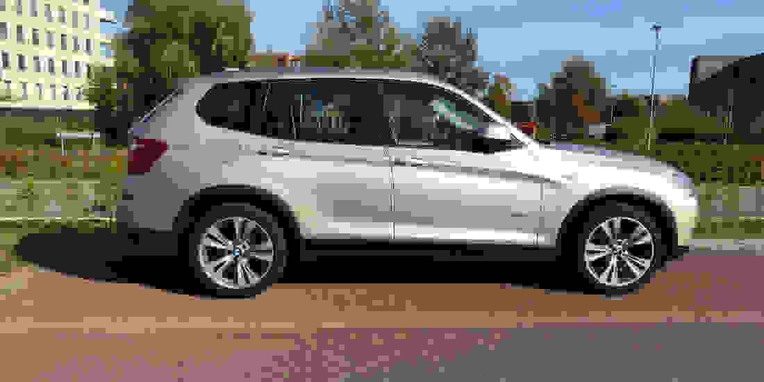 BMW X3 Gebrauchtwagen online kaufen Slider 1