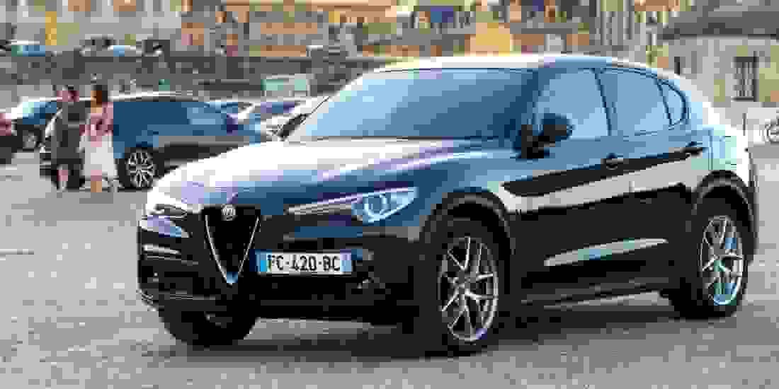 Alfa Romeo Übersicht Stelvio