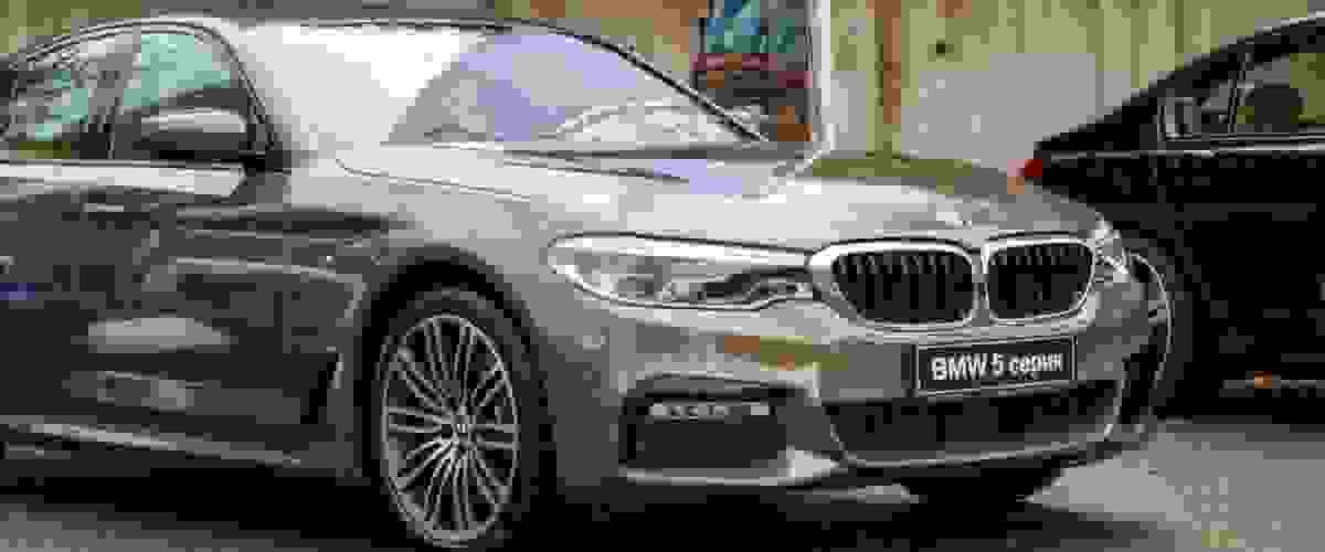 BMW 5er Gebrauchtwagen online kaufen Slider 1