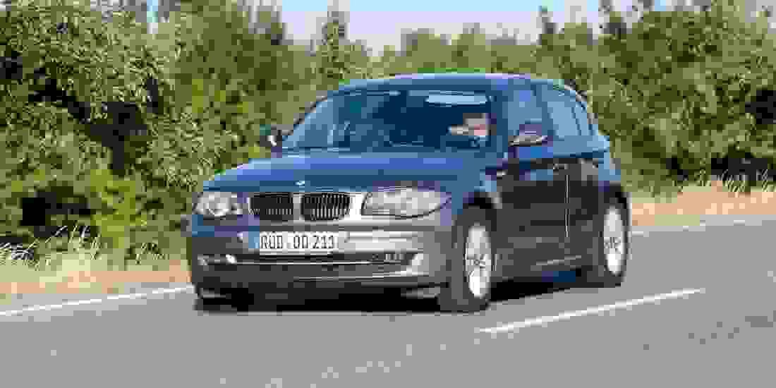BMW 1er Gebrauchtwagen online bestellen