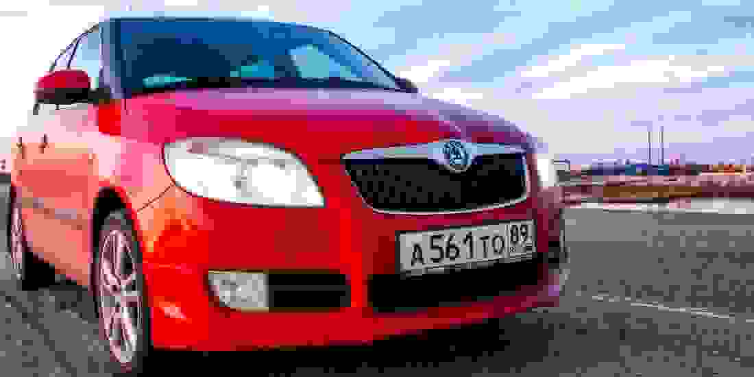 Skoda Fabia Gebrauchtwagen online kaufen Slider 2