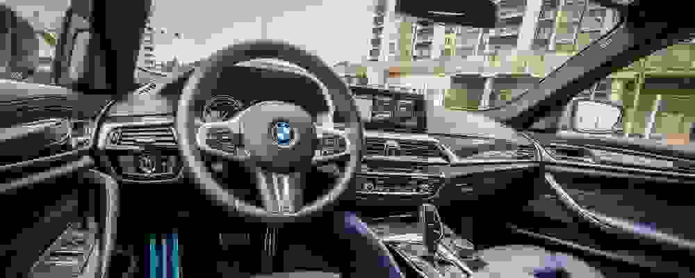 BMW 3er Automatik