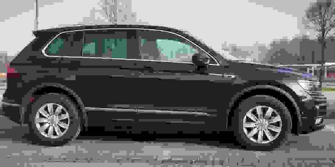 VW Tiguan Gebrauchtwagen online kaufen
