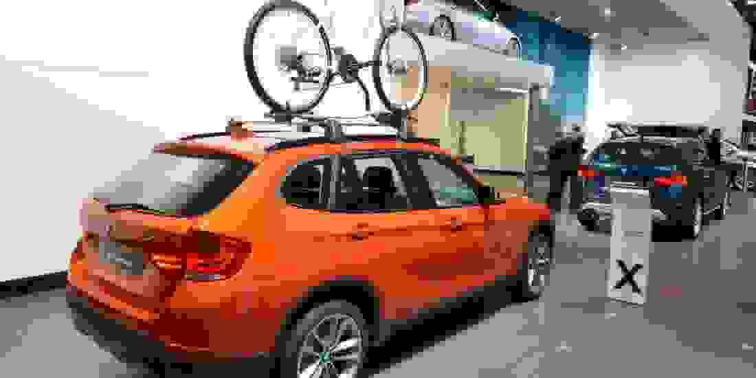 BMW X1 Gebrauchtwagen online kaufen Slider 2