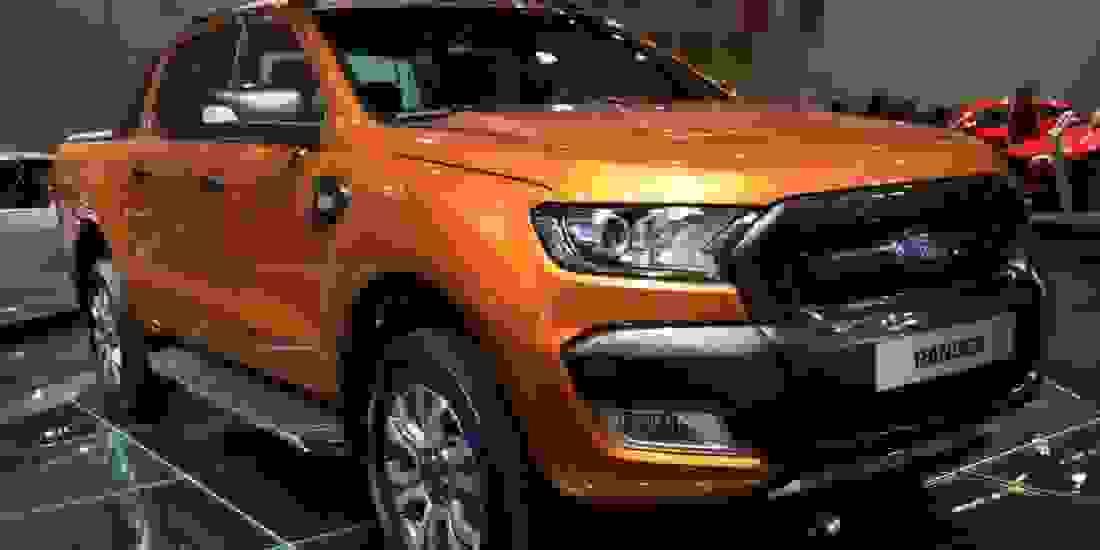 Ford Ranger Gebrauchtwagen online kaufen Slider 2