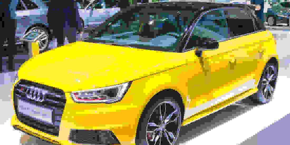 Audi S1 Gebrauchtwagen online kaufen Slider 1