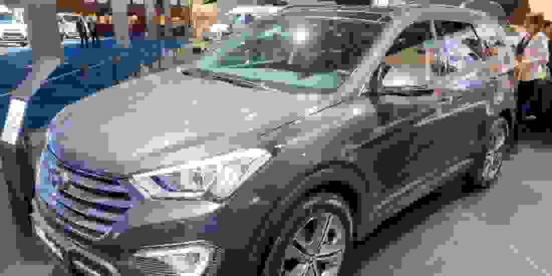 Hyundai Santa Fe Gebrauchtwagen Slider 1