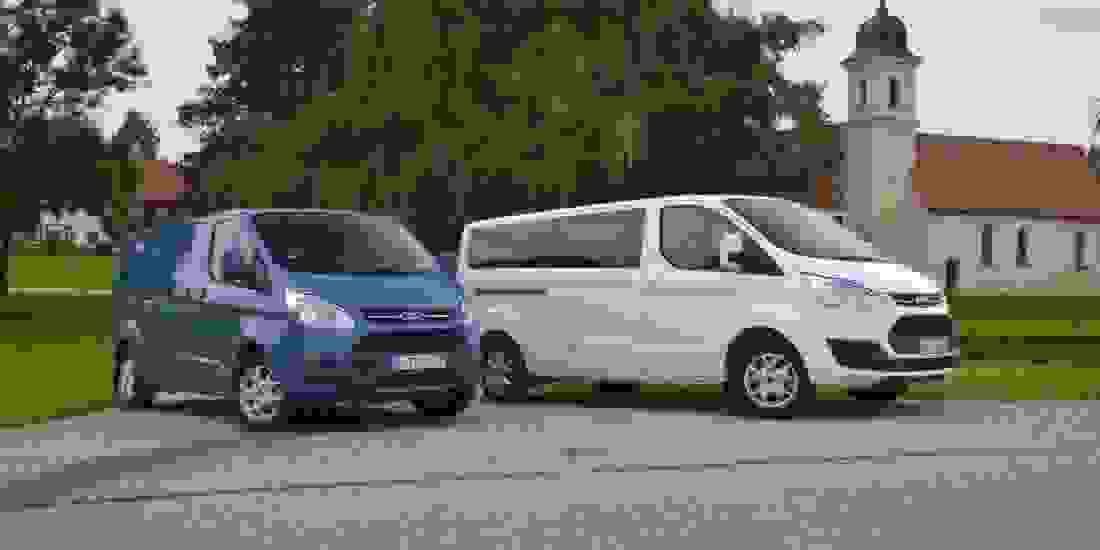 Ford Tourneo Custom Gebrauchtwagen 1