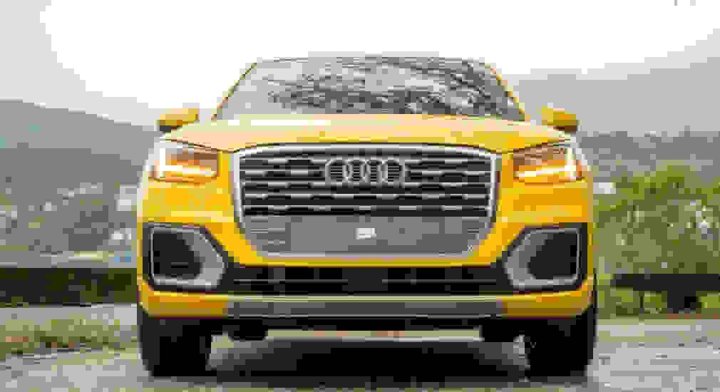 Audi Q2 Gebrauchtwagen online kaufen