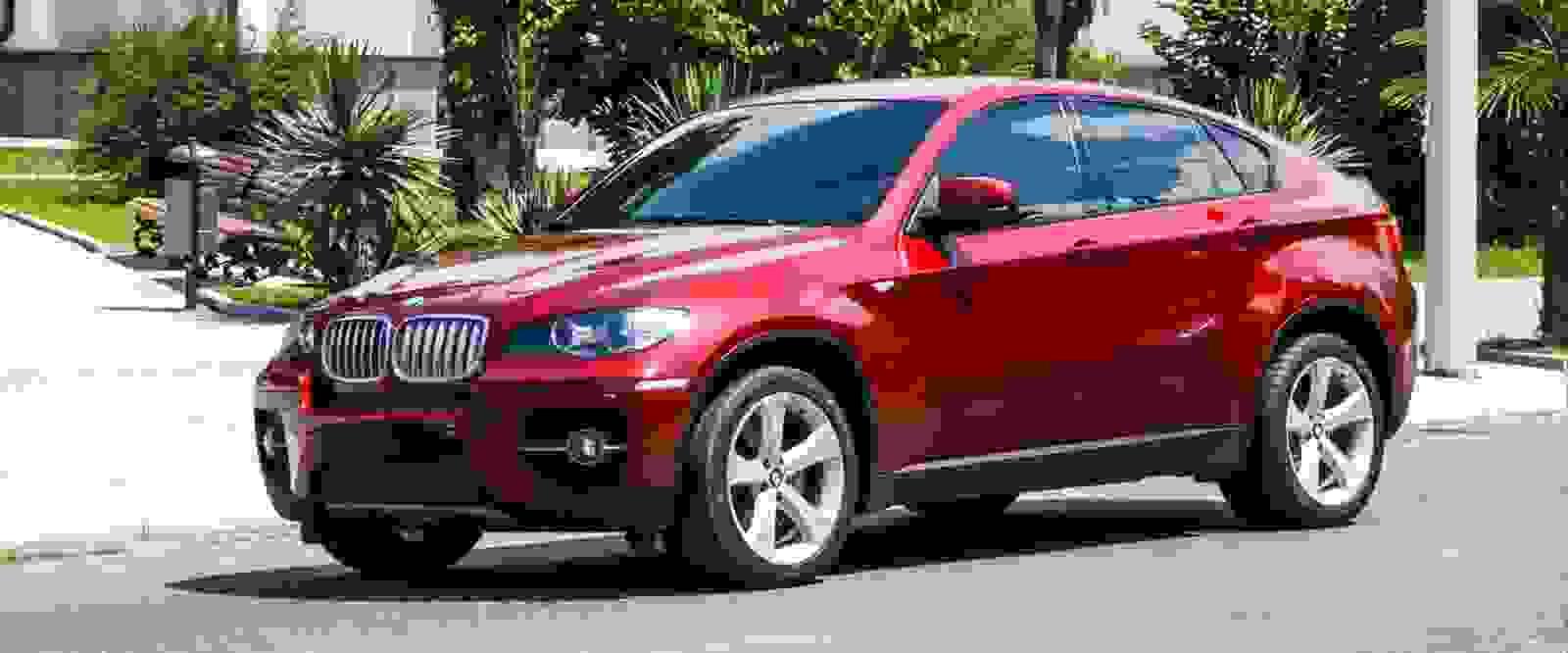 BMW X6 Gebrauchtwagen online kaufen Slider 3