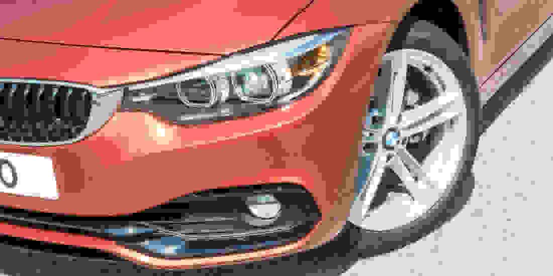 BMW 420 Gebrauchtwagen online kaufen Slider 1
