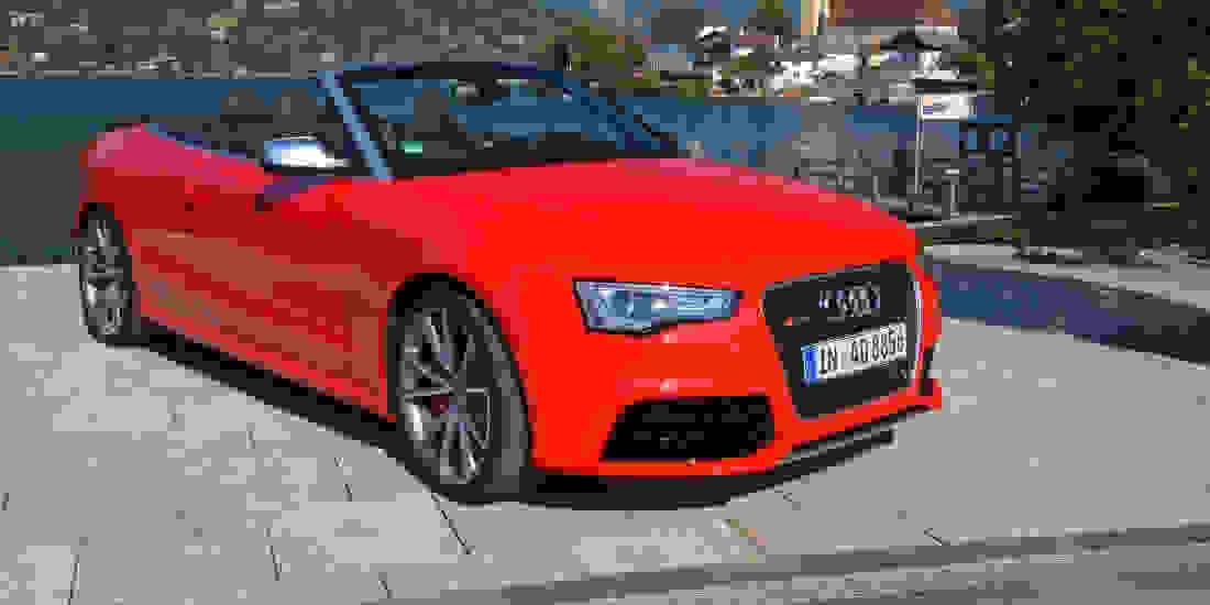 Audi RS 5 Gebrauchtwagen online kaufen Slider 2