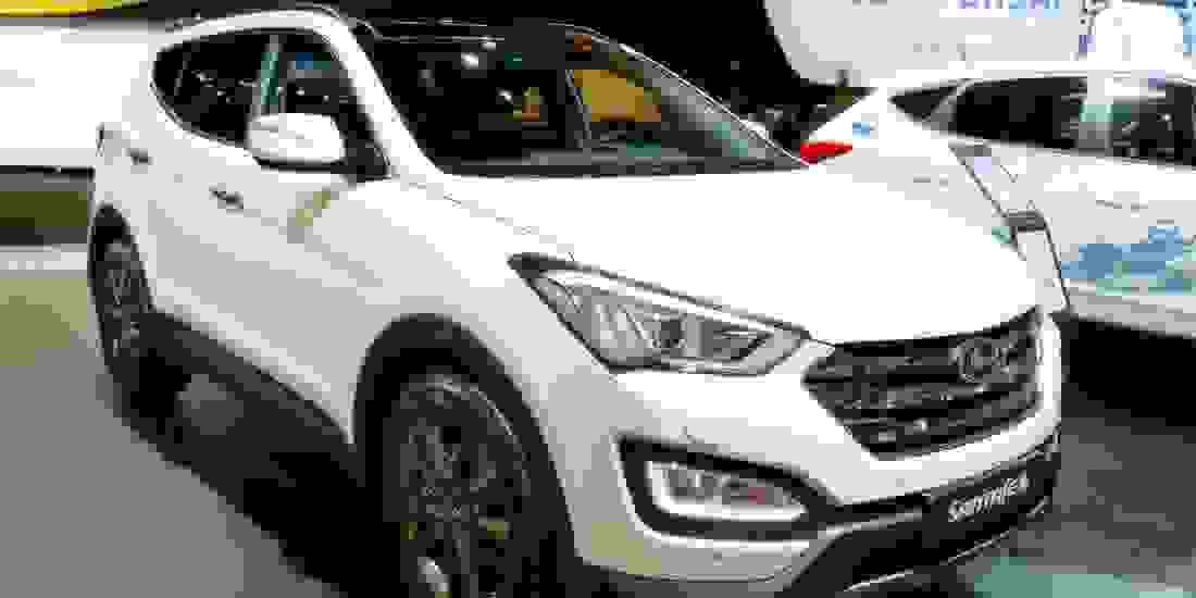 Hyundai Santa Fe gebraucht Slider 2